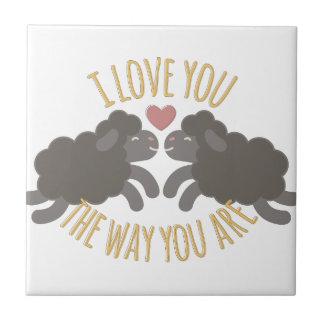 Love You Tile