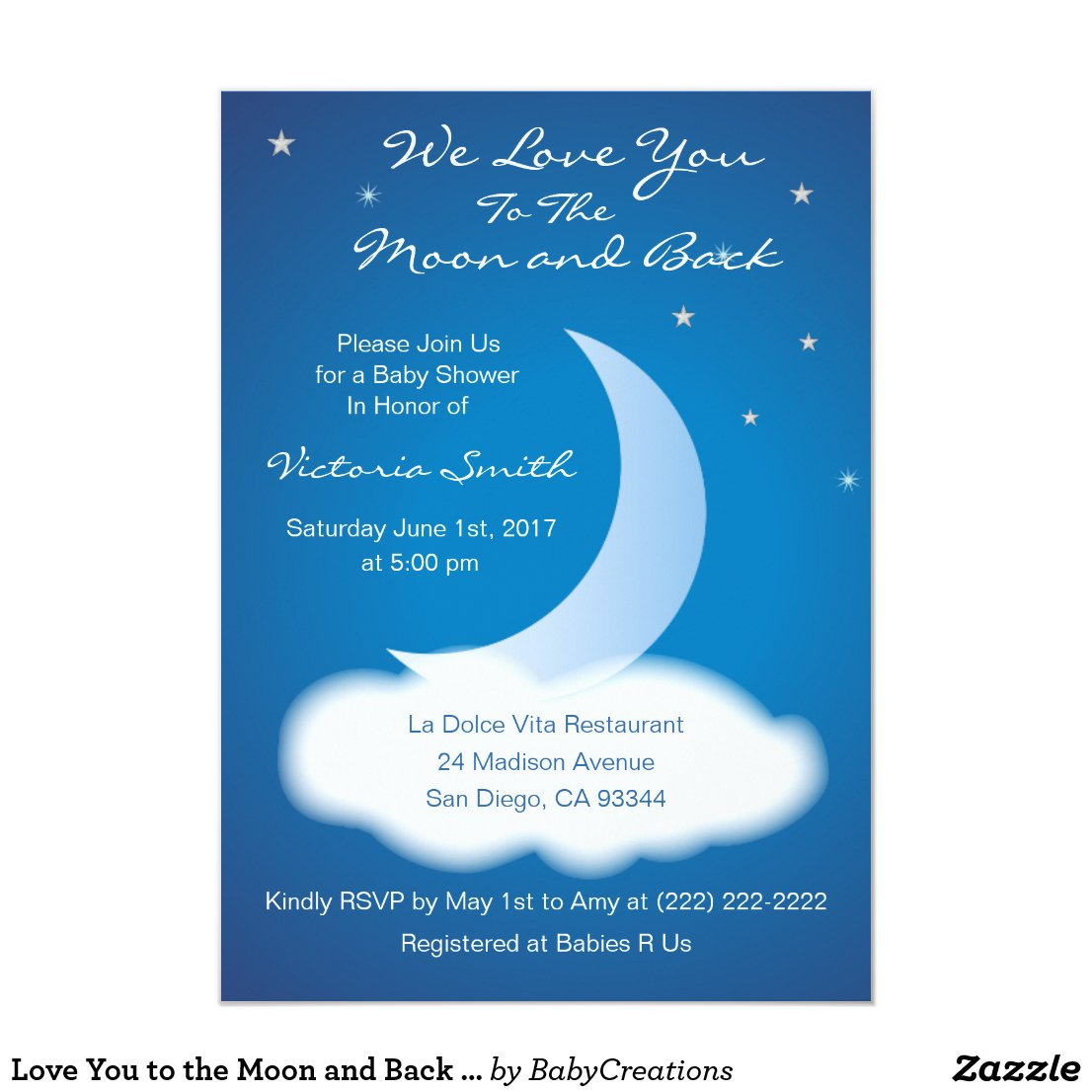 Awesome Moon and Star Baby Shower Decorations Ideas Baby Shower