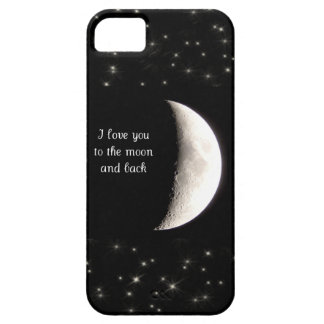 Love You To The Moon And Back iPhone 5 Case