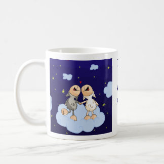 Love you to the moon and back series coffee mug