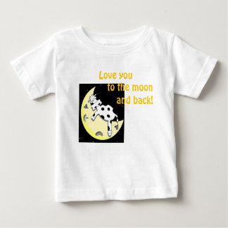 Love you to the moon baby T-Shirt