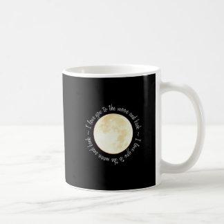 Love You to the Moon Coffee Mug