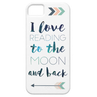 Love You to the Moon iPhone SE/5/5s Case