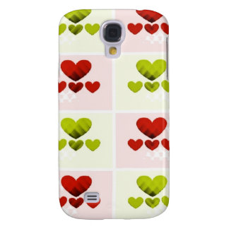 Love You Too Samsung Galaxy S4 Cover