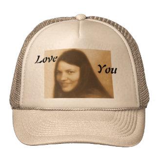 Love You Trucker Hat