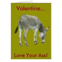 Love Your Ass Valentine's Day Card