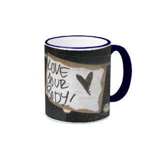 Love Your Body Mug