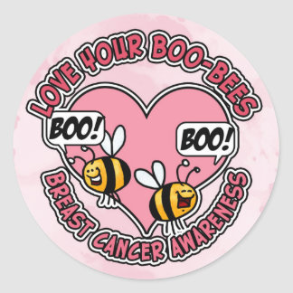 Love your Boo-bees stickers