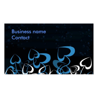 Love your business business card templates