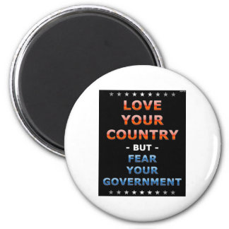Love Your Country Magnet