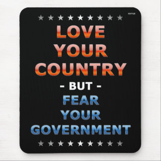 Love Your Country Mouse Pad