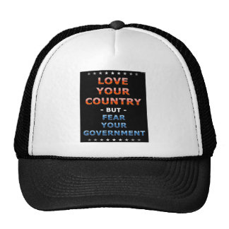 Love Your Country Trucker Hat