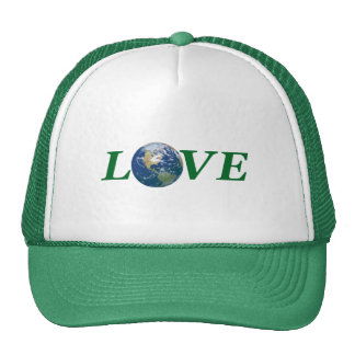 Love Your Earth Trucker Hat