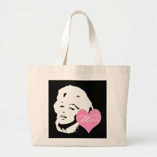 Love Your Hair by Mandy | Thousand Oaks Hair Large Tote Bag