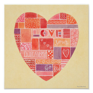 Love Your Heart Poster