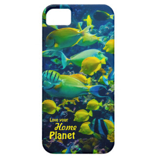 Love Your Home Planet Phone Case