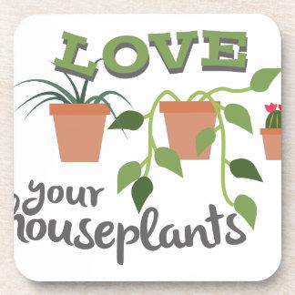 Love Your Houseplants Coaster