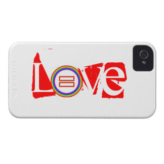 LOVE your iPhone iPhone 4 Case-Mate Case