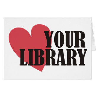 Love Your Library Card
