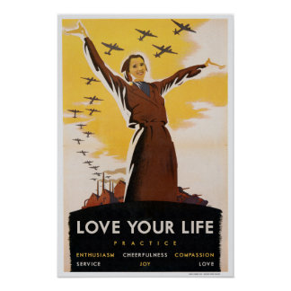 Love Your Life Poster