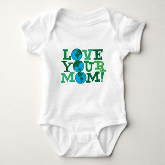 Love Your Mom Baby Bodysuit