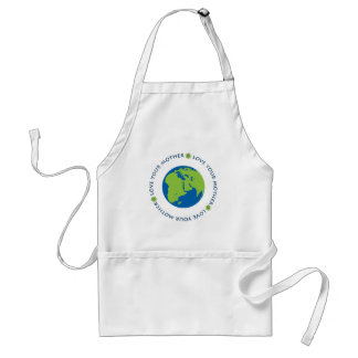 Love Your Mother Earth Aprons