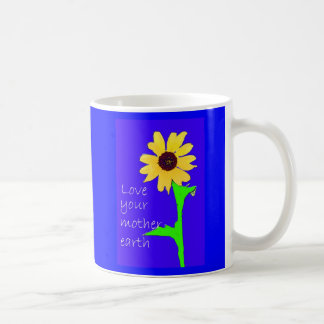 love your mother earth mug 2 (blue)