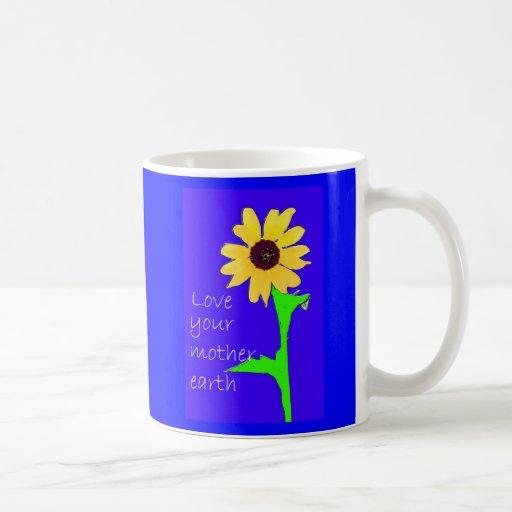 love your mother earth mug 2 (blue)