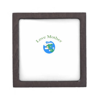 Love your Mother Earth Premium Jewelry Boxes