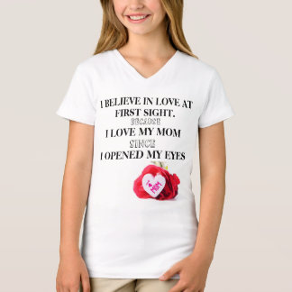 LOVE YOUR MOTHER T SHIRT