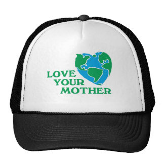 love your mother trucker hat