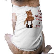Love Your NEIGHbor Horse Rescue Shirt