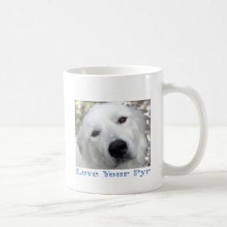 Love Your Pyr mug