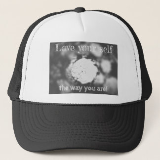 Love your self and others.JPG Trucker Hat