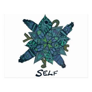 Love Your Self Postcard