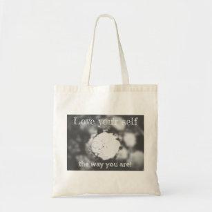 Love You R Self Tote Bag