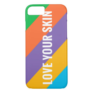 LOVE YOUR SKIN - Phone Case