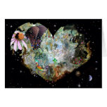 Love your World! Greeting Card