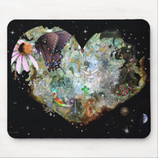 Love your World! Mouse Pad