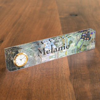 Love Your World! Name Plate