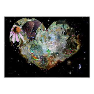 Love your World! Poster