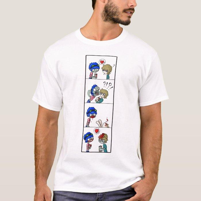 Love zombi T-Shirt