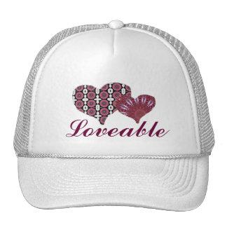 Loveable Trucker Hat