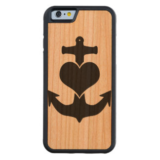 LoveAnchor Carved® Cherry iPhone 6 Bumper Case