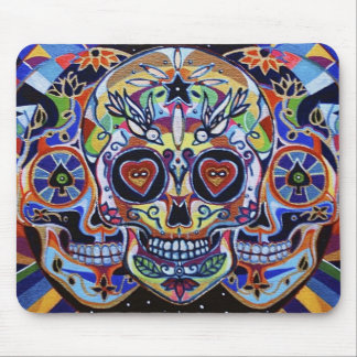 LoveAnd Death Mouse Pad