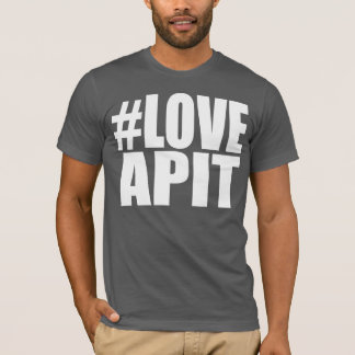 #LOVEAPIT Mens AA T-Shirt - OTHER COLORS AVAILABLE