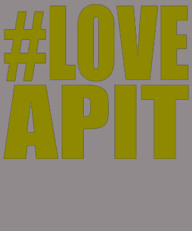 #LOVEAPIT Woman Yellow AA T - OTHER COLORS AVAIL Tshirt