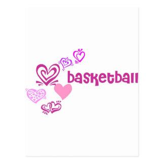lovebasketball. postcard