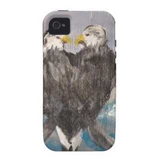 Lovebird Eagles iPhone 4/4S Cover