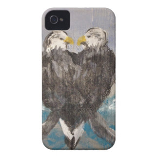 Lovebird Eagles iPhone 4 Covers